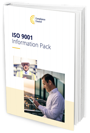 ISO 9001 Information Pack